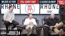 Barstool Rundown - February 24, 2020