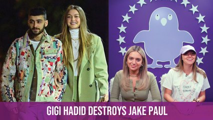 Gigi Hadid Destroyed Jake Paul In One Of The Best Clapbacks In Twitter History