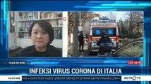 Italia Perketat Pengawasan Penyebaran Virus Corona