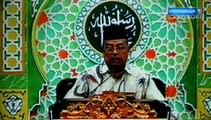 Kerugian besar bagi manusia jika punya panca indra namun tidak untuk ibadah, Pengajian Pagi KH. Abdul Ghofur, 25022020