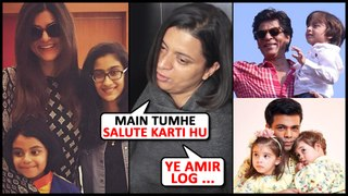 Rangoli Chandel PRAISES Sushmita Sen For Adopting Girls, INSULTS SRK, Karan, Shilpa For Surrogacy