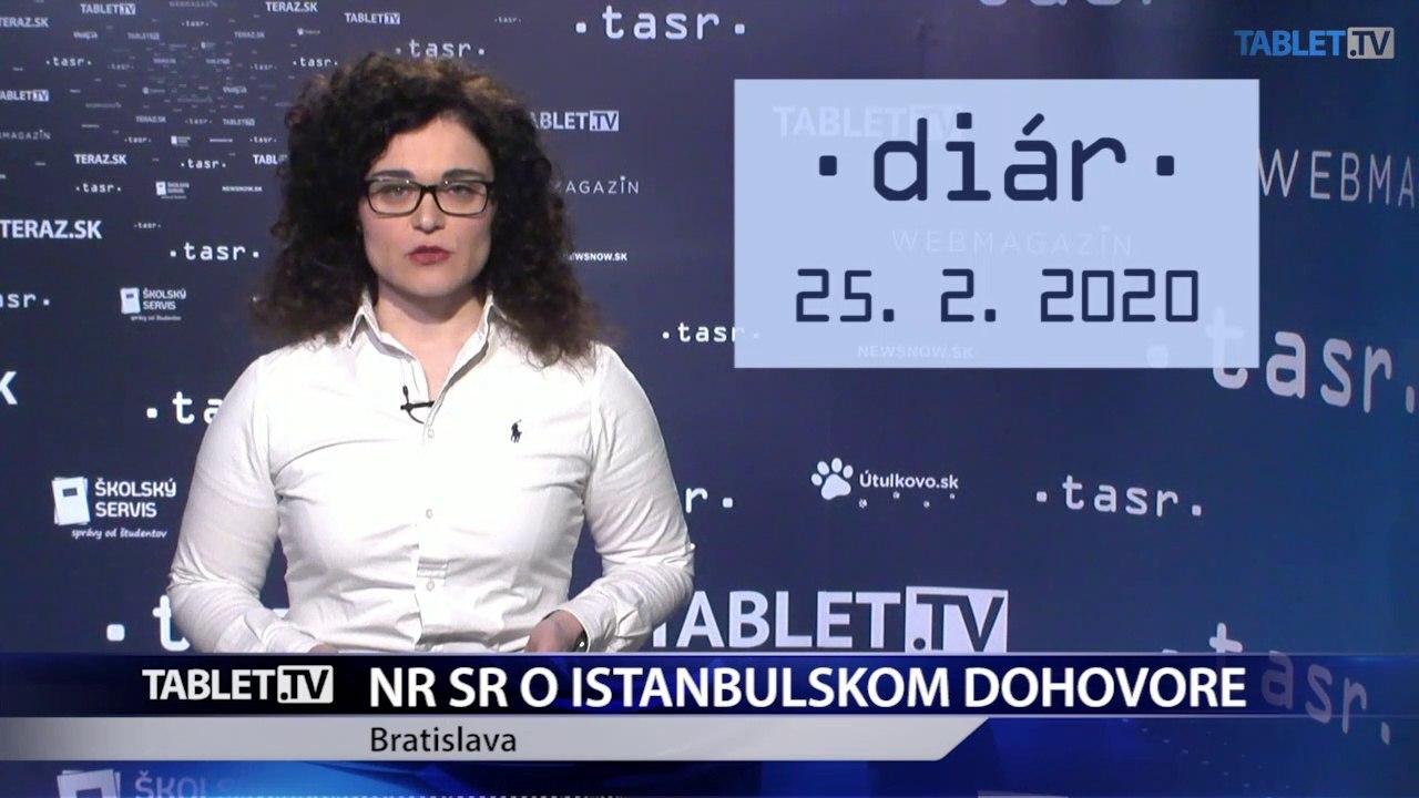 DIÁR: Schôdza NR SR bude pokračovať diskusiou o Istanbulskom dohovore