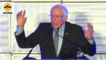 Senator Bernie Sanders rebukes 'Bernie can't win'