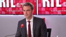 Olivier Véran était l'invité de RTL mardi 25 février