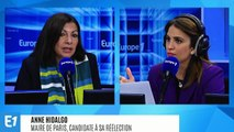 """Paris, ville la plus sale d'Europe : """"Il faut un sursaut de civisme"""", clame Anne Hidalgo"""