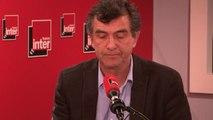 """Arnaud Fontanet (Institut Pasteur) : """"Les morts de la grippe sont indirects, il y a beaucoup de personnes âgées touchées par d'autres infections. Ici, avec ce nouveau coronavirus, les décès sont rapportés directement au virus"""""""