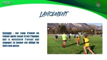 Règlement Scratch Rugby (Écol'Ovale, cycle 4)