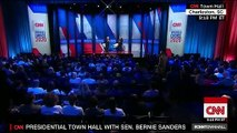 Bernie Sanders Pull Out Costings For Medicare For All, Hands Them To Chris Cuomo At CNN Town Hall