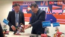 機器人也是防疫產品! 祥儀捐30套「科技寶」自動消毒機套件