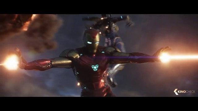 Avengers Assemble Scene - AVENGERS 4  Endgame (2019) (2)