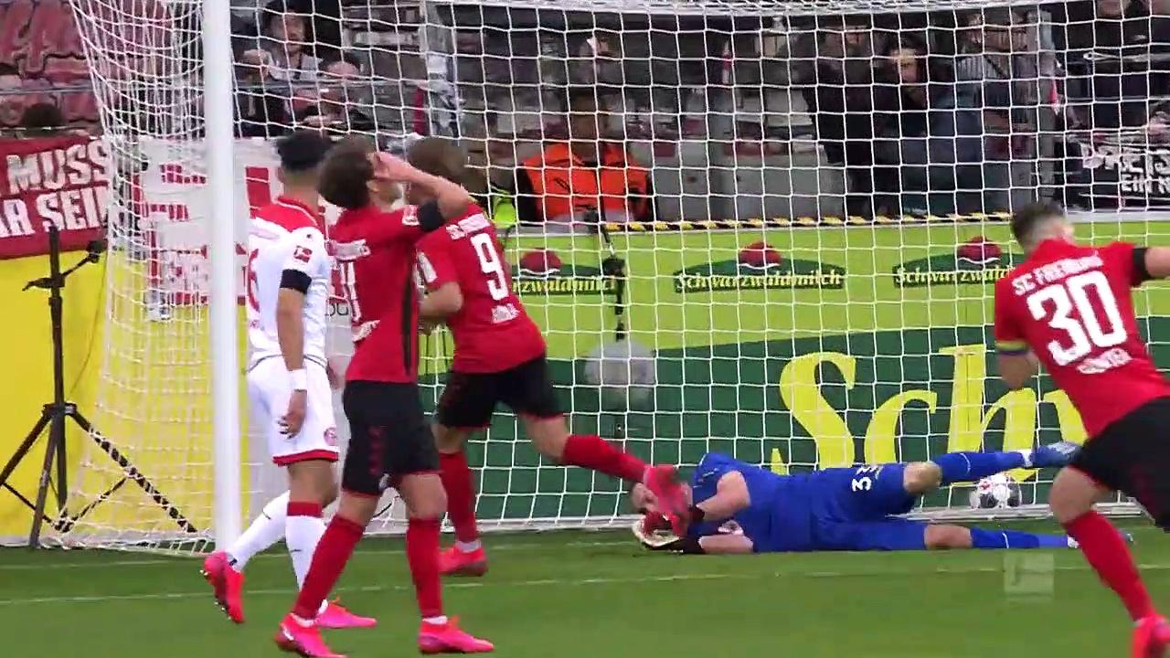 Bundesliga'da 23. Haftanın En Güzel 5 Kurtarışı (2019/20)