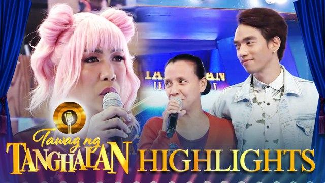 Vice asks Nanay Becca's opinion on 'secret wedding' | Tawag ng Tanghalan