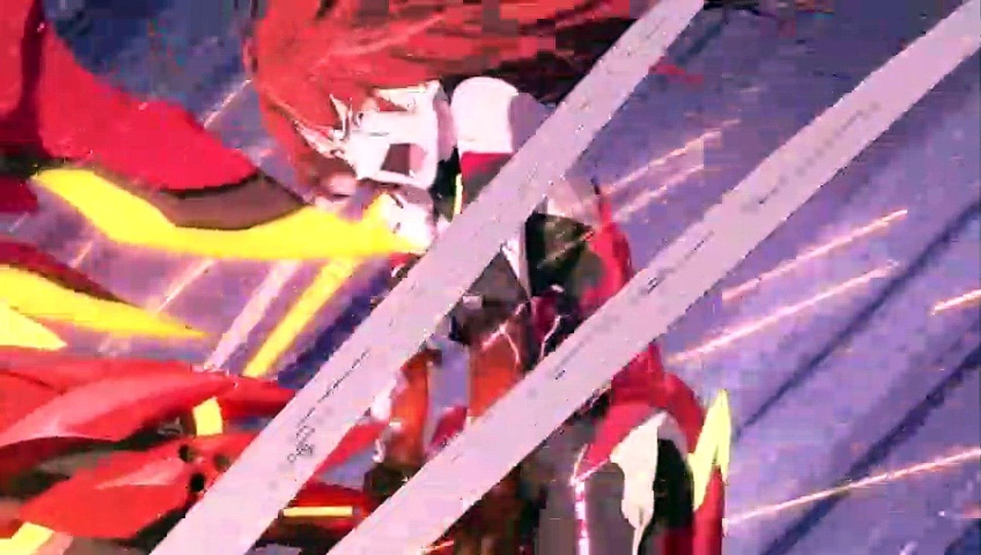 Honkai Impact 3- Phim ngắn- Bài Học Cuối(Vietsub) Vermilion Knight VS Herrscher of the Void