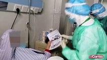 COVID-19 es la enfermedad causad por el coronavirus de origen en Wuhan (China)
