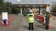 Coronavirus | patients of  Corona Virus are caught  on Highway in  China