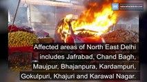 Delhi burns, Police fails while Trump in town-New