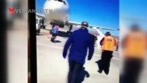 Ankara'da koronavirüs alarmı... THY uçağındaki 132 kişiye 14 gün karantina!
