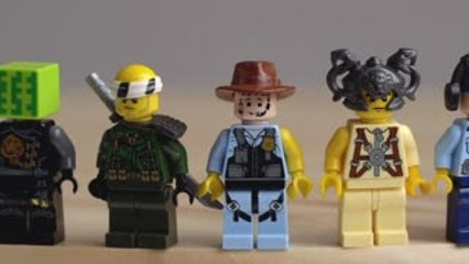 L'inventeur du Lego est mort