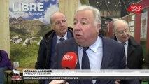 Loi Egalim: «Il faudra l'ajuster et l'adapter», affirme Gérard Larcher