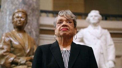Taraji P. Henson pays tribute to late NASA pioneer Katherine Johnson