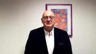 Le Dr Serge Moser, nouveau président de l'Adapei – Papillons Blancs d'Alsace