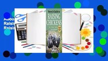 About For Books  Storeys Guide to Raising Chickens (Storey Guide To Raising)  For Online