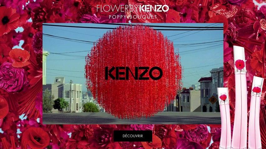kenzo - Habillage dynamique PROD
