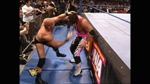 Bret Hart vs. Stone Cold (Ken Shamrock as  a referee)