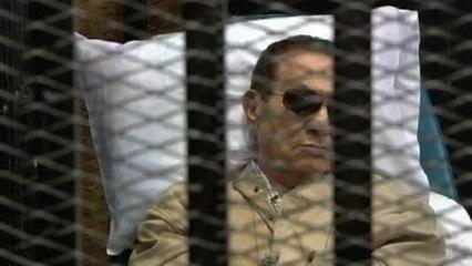 Mubarak, the 'Pharaoh' toppled by the Arab Spring, dies at 91