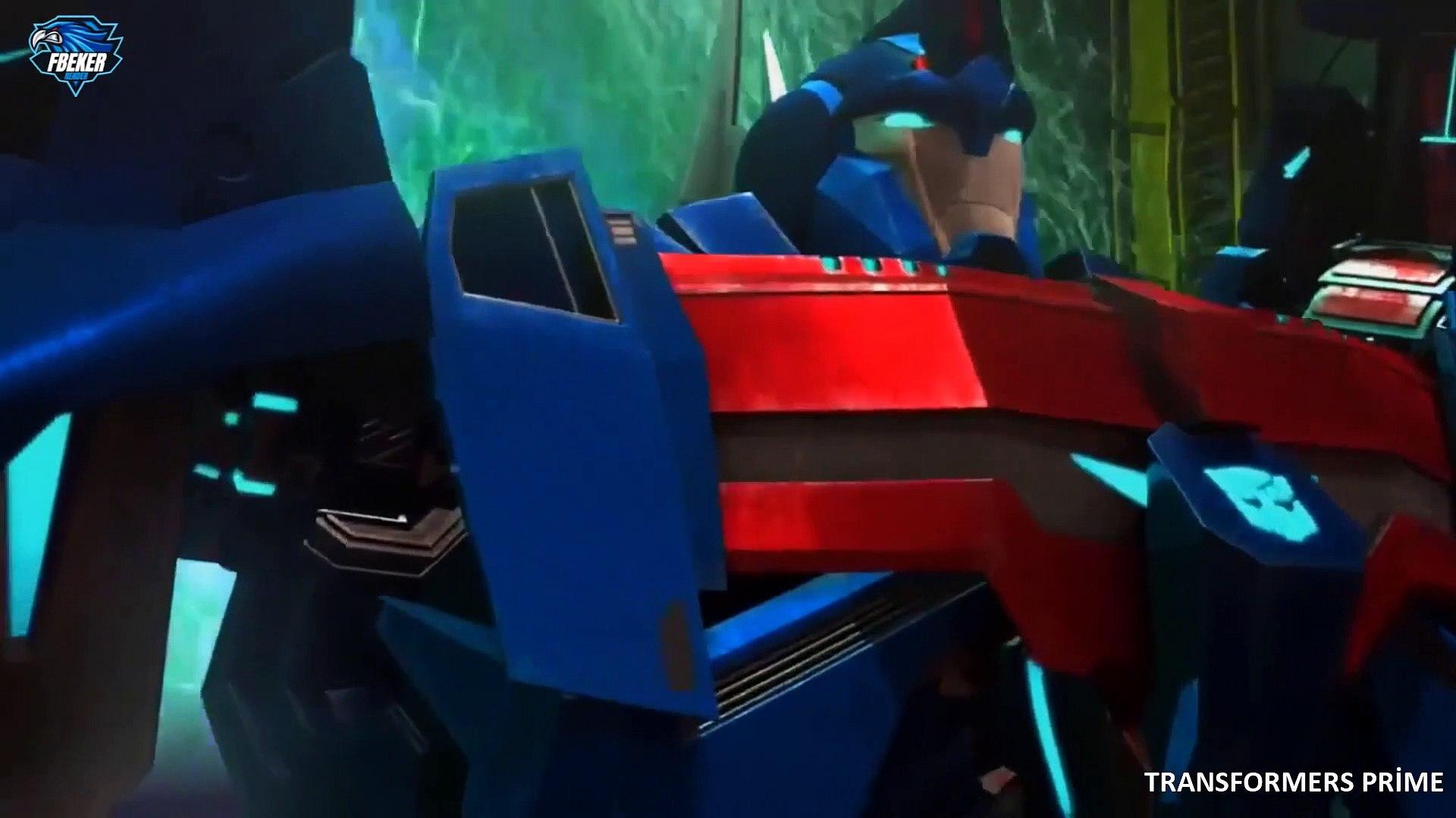 Transformers Prime 57.Bölüm  Predicon Projesi Full Hd