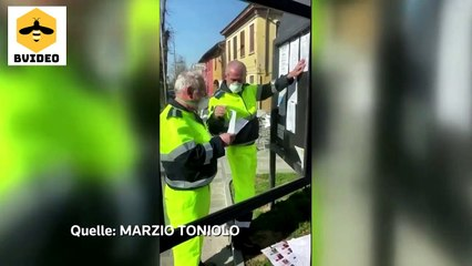 CoronaVirus Update Italy 25/02