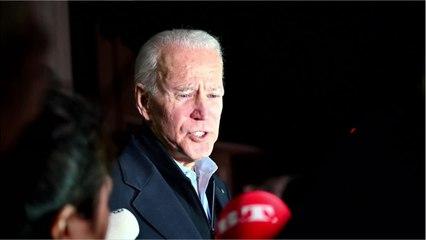 Biden Leads Bernie In South Carolina