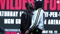 Deontay Wilder and Tyson Fury fight a few days after the CMB revenge