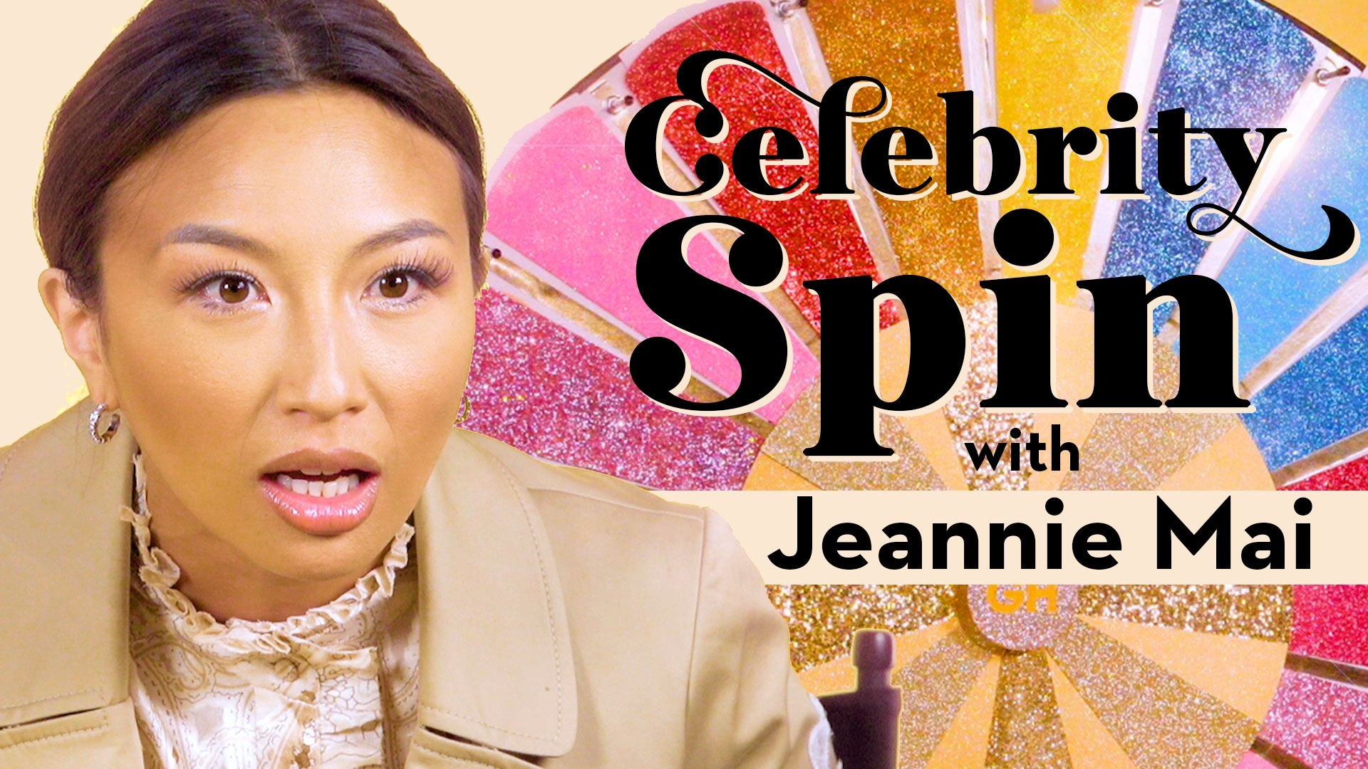 Jeannie Mai Spins The Wheel And Plays Truth Or Dare Video Dailymotion