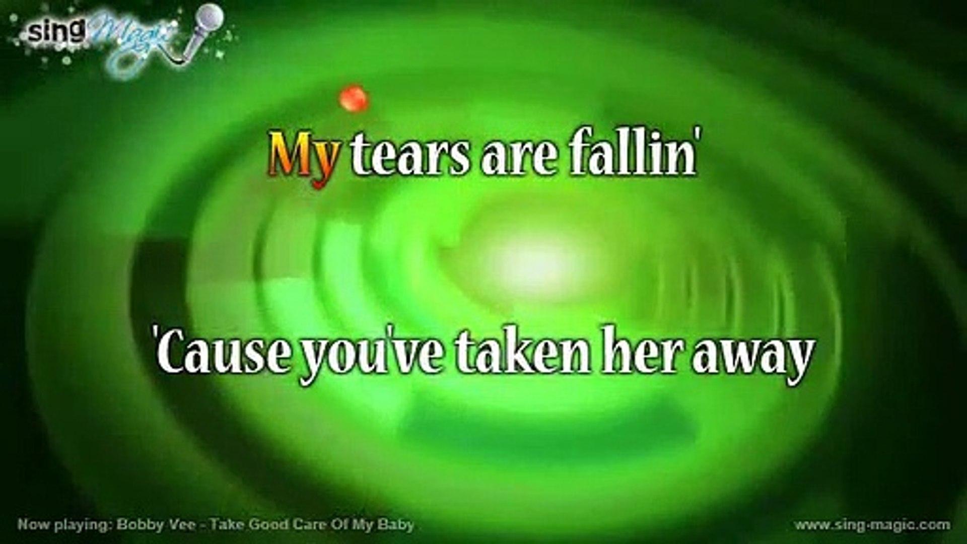 Bobby Vee - Take Good Care Of My Baby Karaoke Version Instrumental