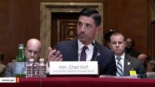 Watch: Sen. John Kennedy Slams DHS Official Over Coronavirus