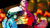 """STREET OF RAGE 4 """"Floyd Iraia & Multiplayer"""" Bande Annonce"""