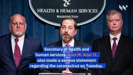 Coronavirus Outbreak in US 'Might Be Bad,' Warns CDC