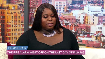 Alex Newell Loves Working With 'Best Friend' Jane Levy: 'We Have the Best Chemistry'