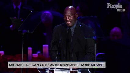 Beyoncé Sweetly Comforts Vanessa Bryant During Celebration of Life for Kobe Bryant