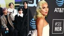BTS Takes Over 'The Tonight Show', Lady Gaga Announces New Single 'Stupid Love' & More | Billboard News