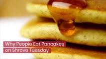 Pancakes And Shrove Tuesday
