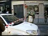 Action anti-4x4 des Jeunes Verts IDF