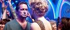 Basic Instinct Movie clip (1992) - Sharon Stone and Michael Douglas on the dance floor!