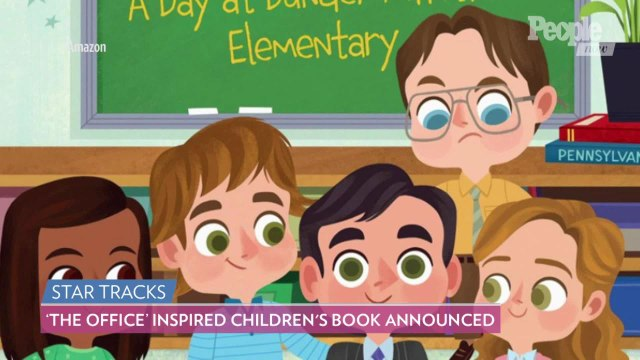 'The Office'-Inspired Children's Book Tells the Story of the Dunder Mifflin Team as Kids
