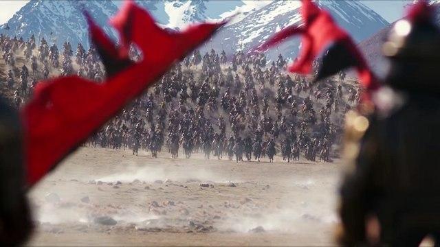 Mulan Movie - Powerful