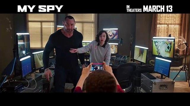 My Spy Movie - Spy Of Her Own