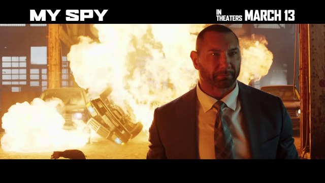 My Spy movie (2020) - Dave Bautista, Chloe Coleman