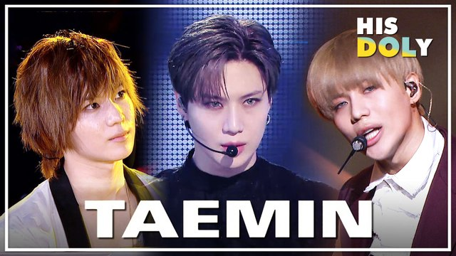 TAEMIN Special ★Since 'Danger' to 'WANT'★ (40m Stage Compilation)