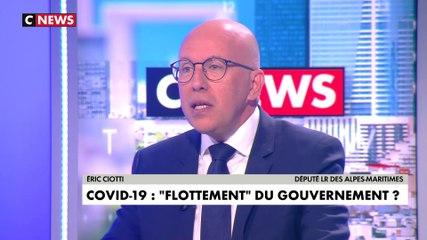 Eric Ciotti - CNews mercredi 26 février 2020